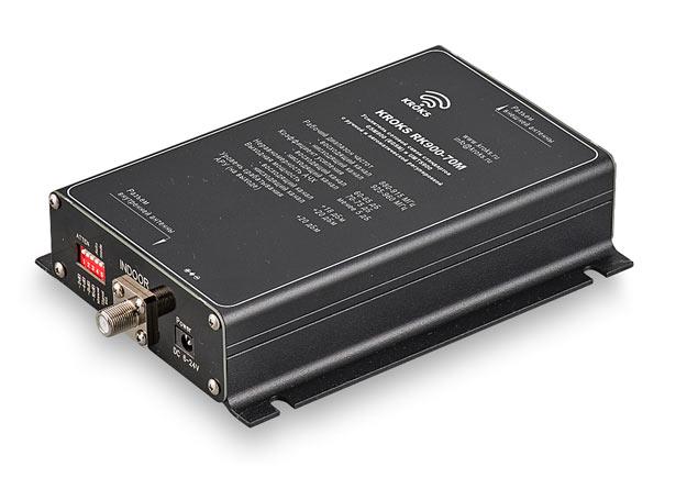 Репитер GSM900 (EGSM) и UMTS900 сигналов 900 МГц 70 дБ