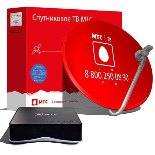 Комплект МТС ТВ с подпиской 1 месяц