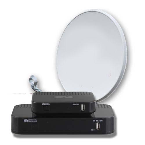 Комплект Триколор ТВ Full HD на 2 ТВ