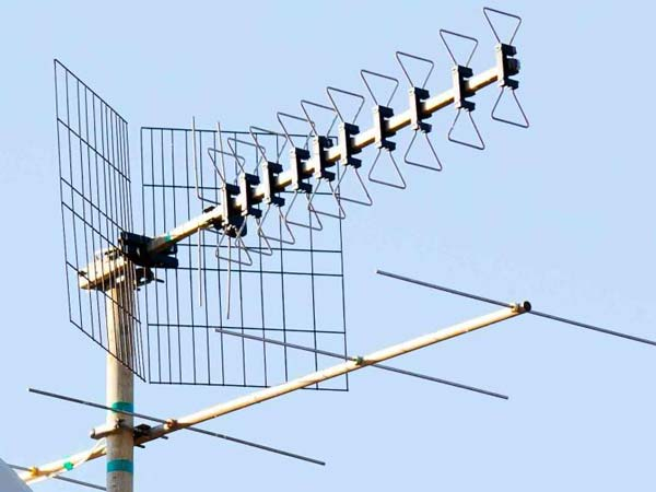Цифровые (эфирные) антенны