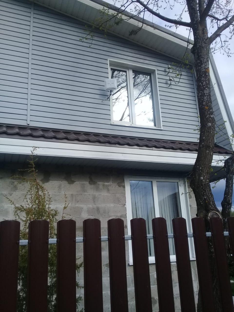 Установка интернета в частном доме фото - 4