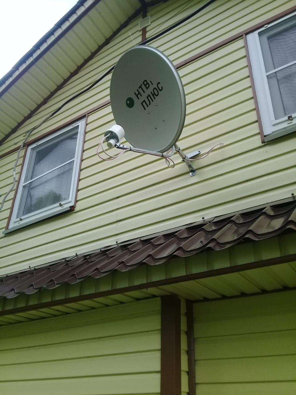 Установка интернета в частном доме фото - 1