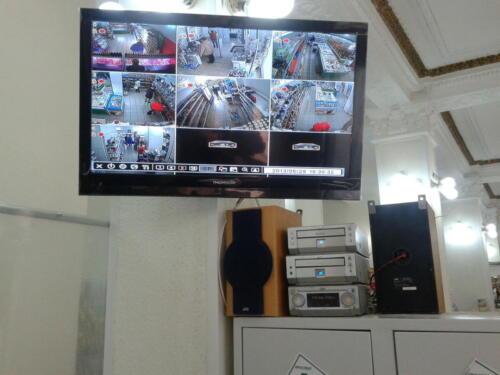 Обзор камер видеонаблюдения в магазине