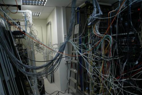 Настройка и установка сетевого оборудования